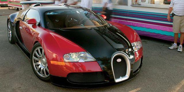 Tested 2008 Bugatti Veyron 16 4