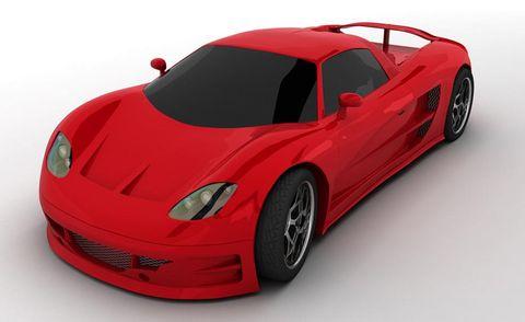 Tire, Mode of transport, Automotive design, Vehicle, Transport, Automotive lighting, Red, Car, Performance car, Vehicle door,