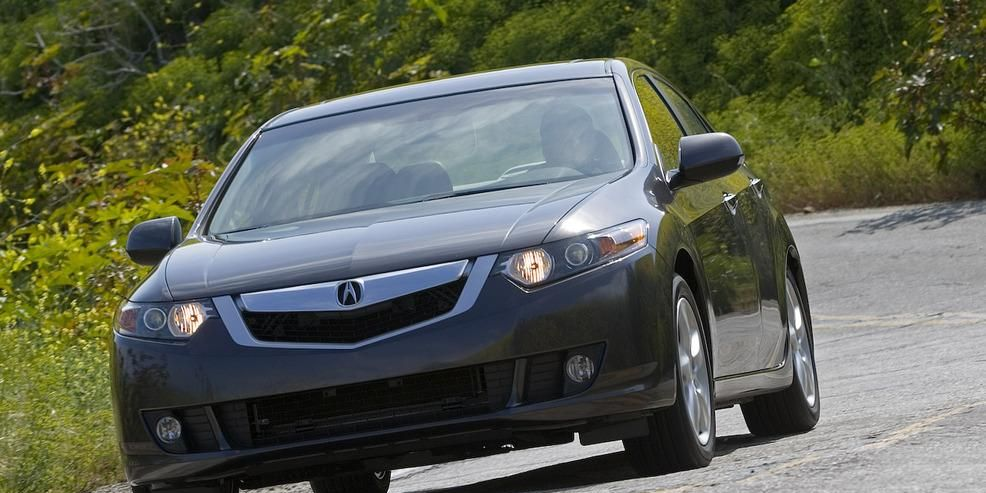 Acura Tsx Review Pricing And Specs