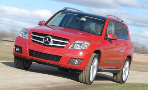 2010 mercedes benz glk350 4matic