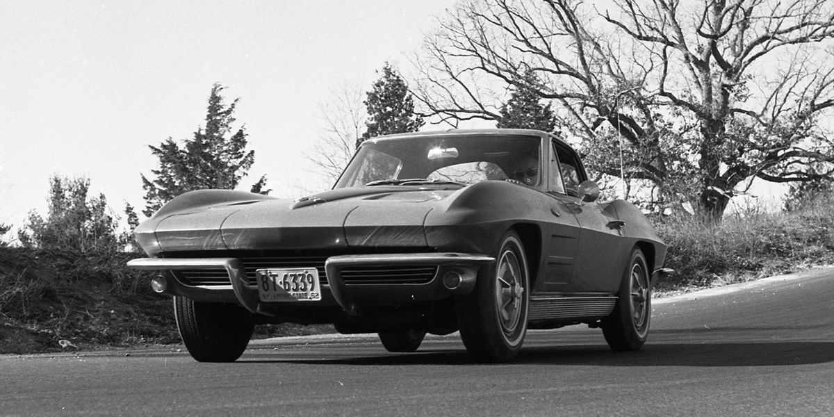 Tested: 1963 Chevrolet Corvette Sting Ray Changes the Course of Corvette History