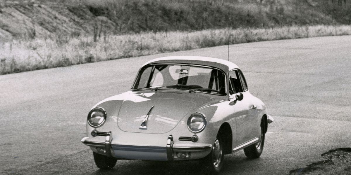 Tested: 1963 Porsche 356B 1600 Super