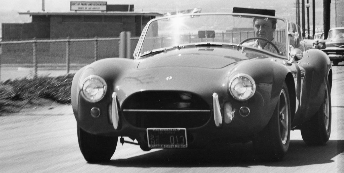 1965 Shelby Cobra 427 – Road Test – Car and Driver