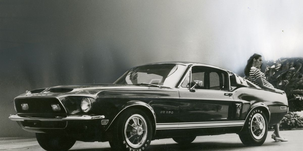 1967 Ford Mustang Shelby GT500 - Road Test - Car and Driver