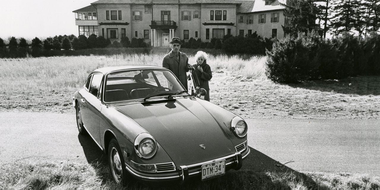 1968 Porsche 911 Sportomatic