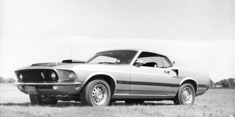 1969 Ford Mustang Mach I –