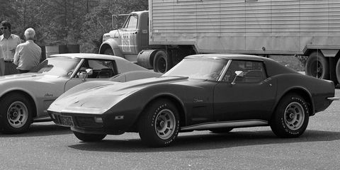 1973 Chevrolet Corvette Road Test –