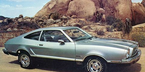 Mustang Mach 2 >> 1974 Ford Mustang Ii Mach I 8211 Review 8211 Car And