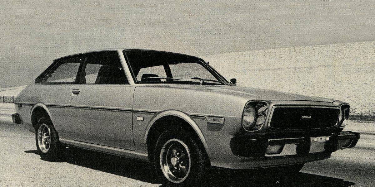 Uber Lease Car >> 1976 Toyota Corolla Liftback