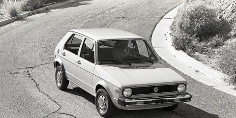1977 Volkswagen Rabbit Diesel Test –