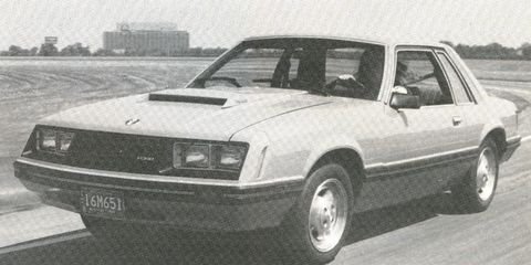 1979 ford mustang cobra production numbers