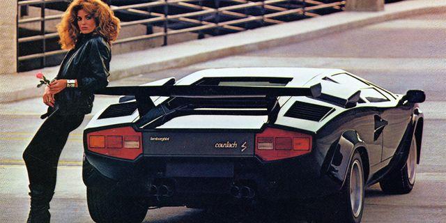 1983 Lamborghini Countach 5000S