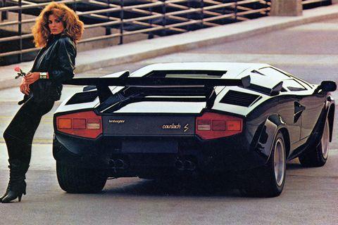 Land vehicle, Vehicle, Car, Supercar, Automotive design, Lamborghini, Sports car, Mode of transport, Lamborghini countach, Performance car,