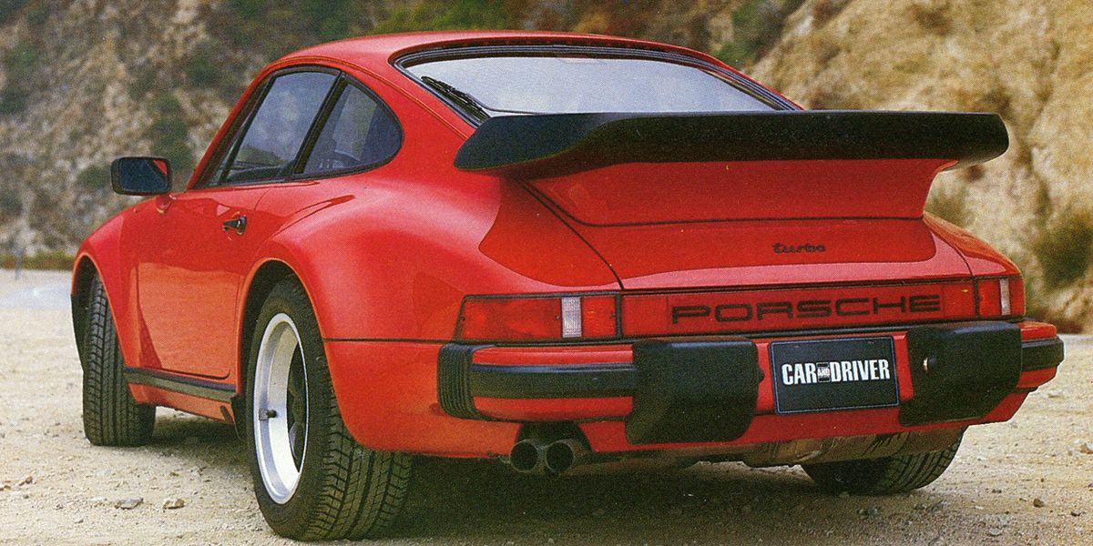 Tested 1986 Porsche 911 Turbo