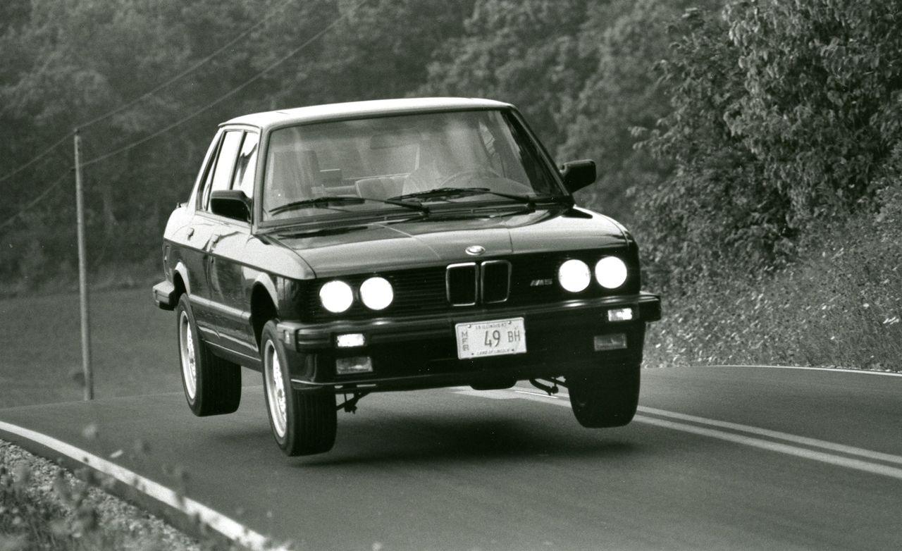 Tested 1987 Bmw M5