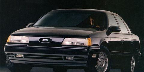 1989 Ford Taurus SHO Road Test –