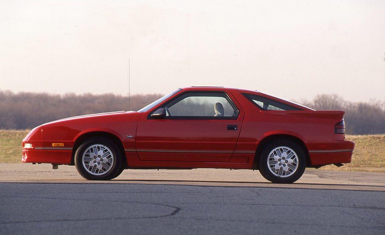 Tested 1990 Dodge Daytona Es