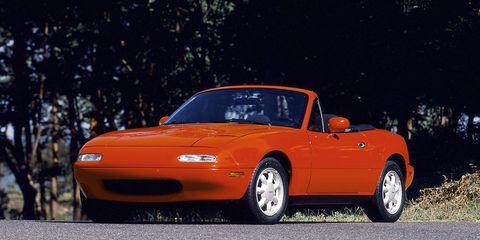 1990 Mazda Mx 5 Miata Archived Test 8211 Review