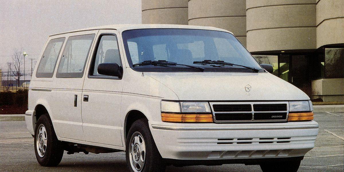 Tested 1991 Dodge Caravan Se