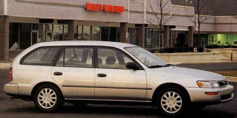 1993 Toyota Corolla DX Wagon