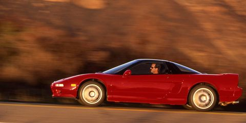 1994 Acura NSX Archived Test –