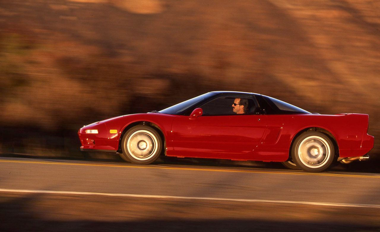 Tested 1994 Acura Nsx Is A Fighter Jet For The Road
