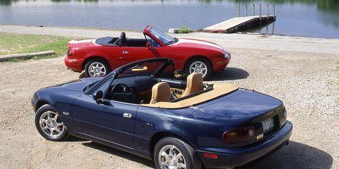 1994 Mazda Miata Specials Archived –