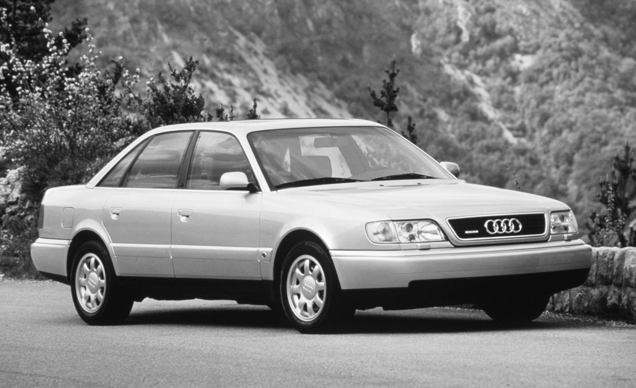 Kekurangan Audi A6 1995 Tangguh