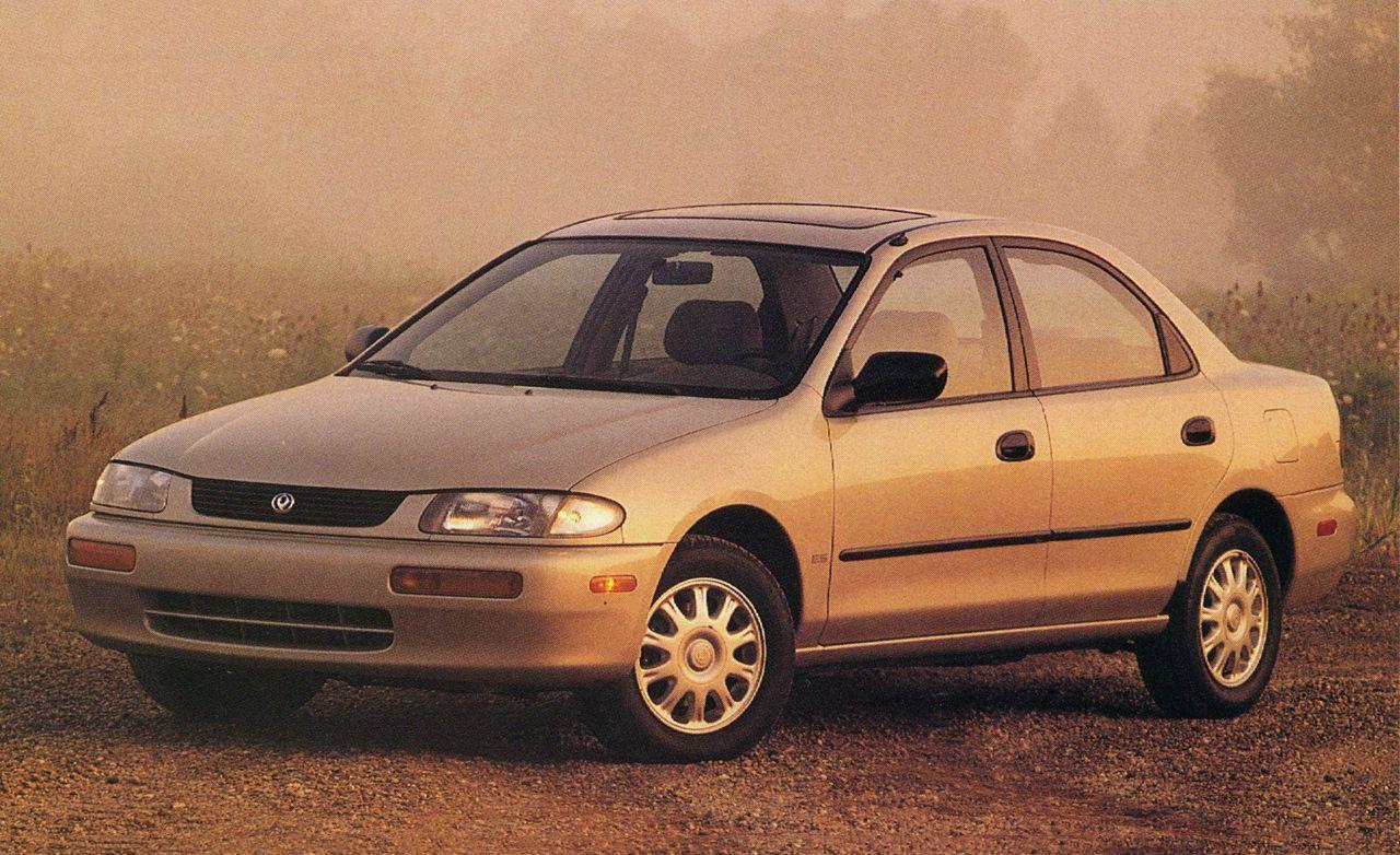 Kekurangan Mazda 1995 Top Model Tahun Ini