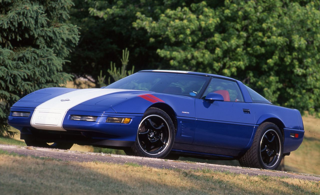 1996 Chevrolet Corvette Grand Sport First Drive 8211 Review 160 Car And Driver