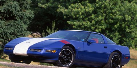 1996 Chevrolet Corvette Grand Sport First Drive –