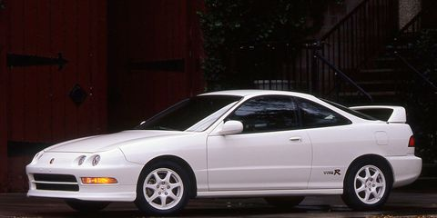 Acura Type R >> 1997 Acura Integra Type R Archived Test 8211 Review 8211 Car