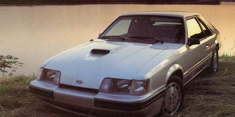 Archived: 1984 Ford Mustang SVO –
