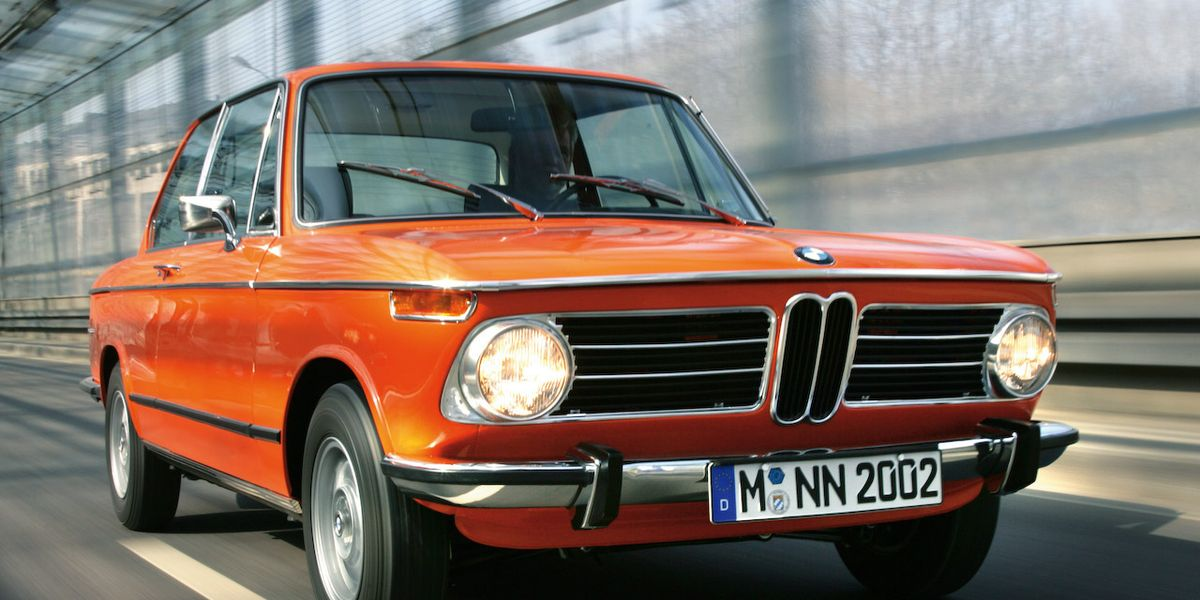 BMW 2002 Road Test – Review – Car and Driver