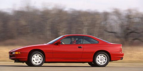 Bmw 850i Archived Test 8211 Review 8211 Car And Driver
