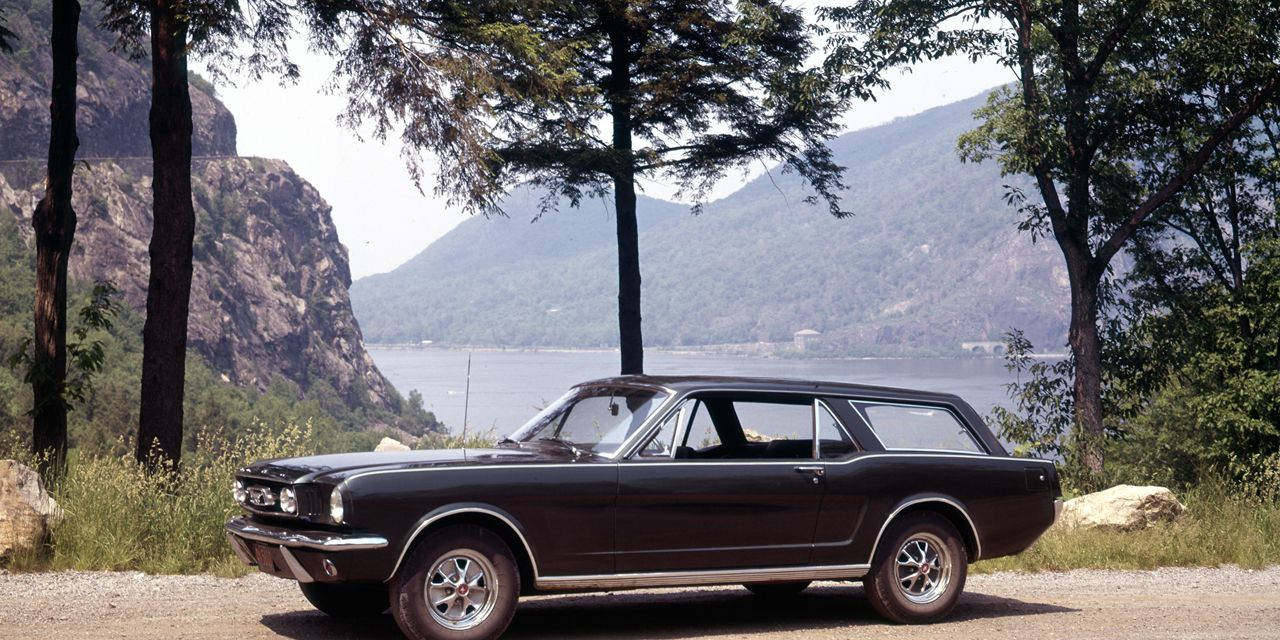 Ford Mustang Wagon 8211 Review 8211 Car And Driver