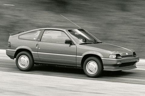 1985 Honda Civic CRX 1.5Si