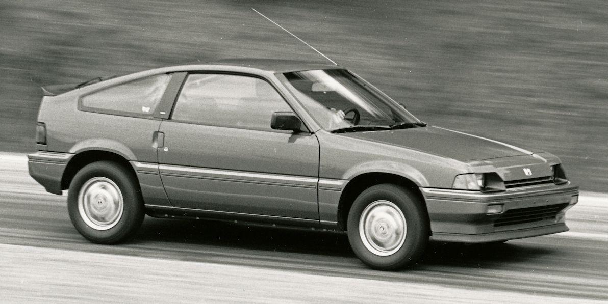 Tested: 1985 Honda Civic CRX 1.5Si