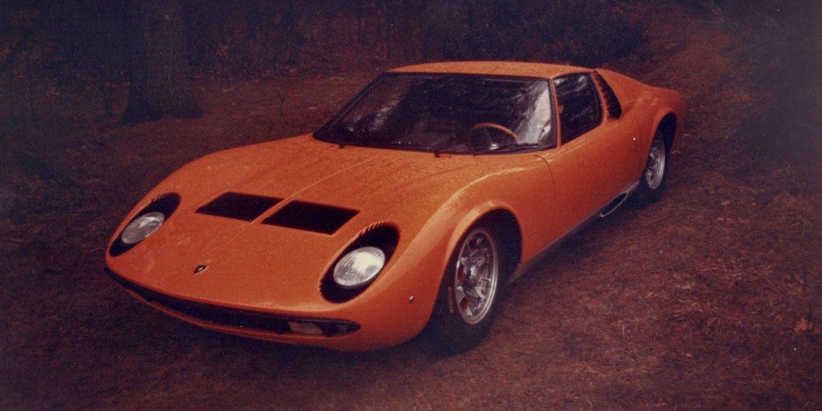 Lamborghini Miura: The Supercar That Started It All