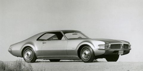 Oldsmobile Toronado Archived Test –
