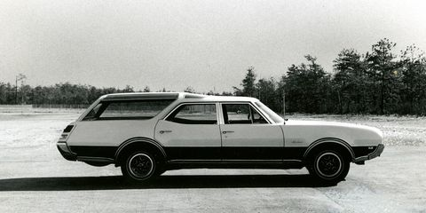 Oldsmobile Vista-Cruiser 455 Road Test –