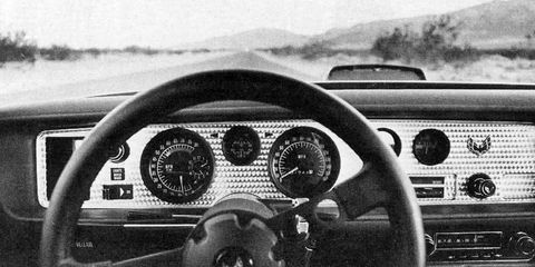 Pontiac Firebird Trans Am SD-455 Archived Test –