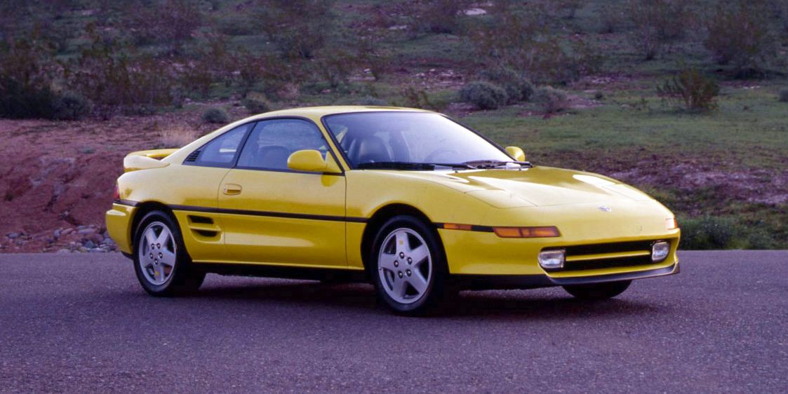 Tested: 1992 Toyota MR2 Turbo