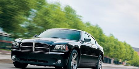 2006 dodge charger rt hemi reviews