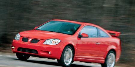 2009 pontiac g5 gt gas mileage