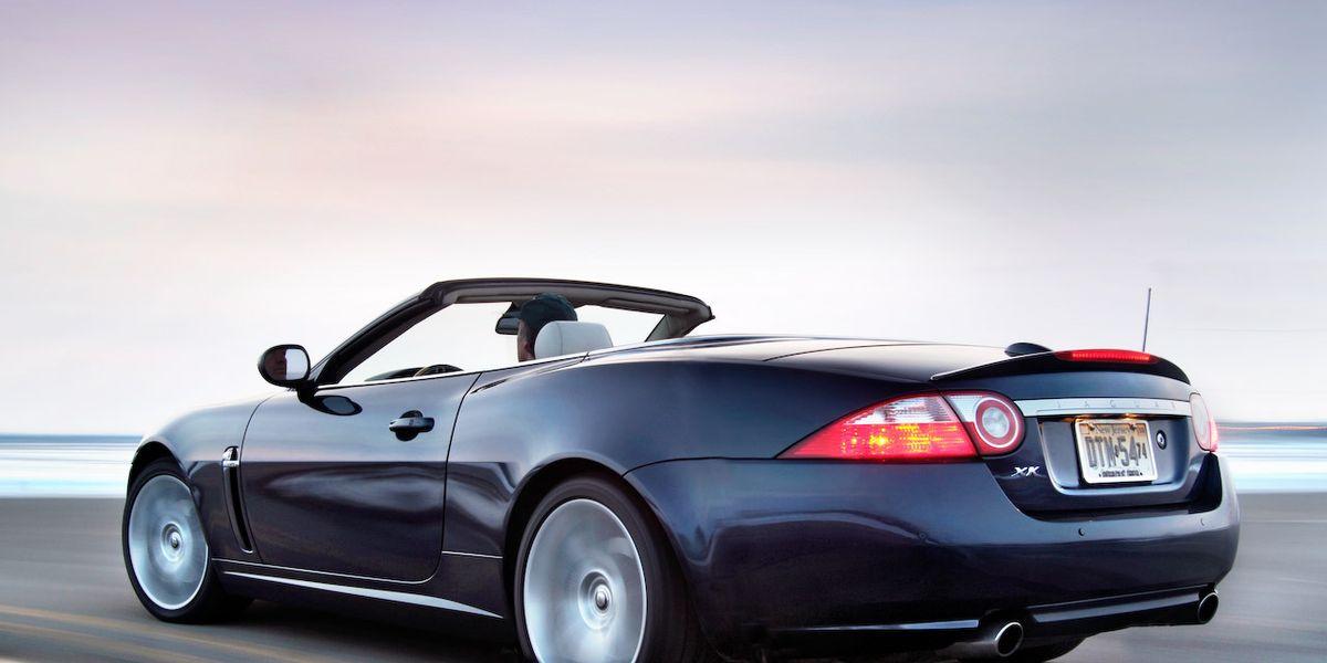 Certified Used Toyota >> 2007 Jaguar XK Convertible