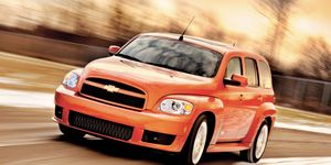 Chevrolet Hhr Review Pricing And Specs