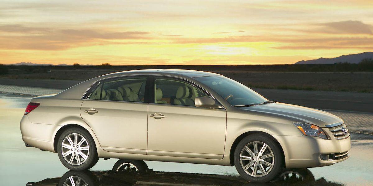 Acura Lease Deals >> 2008 Toyota Avalon