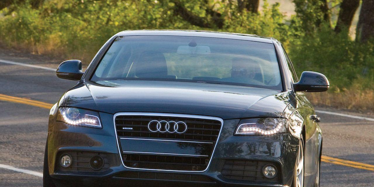 Audi 2.0 T >> 2009 Audi A4 2 0t Quattro