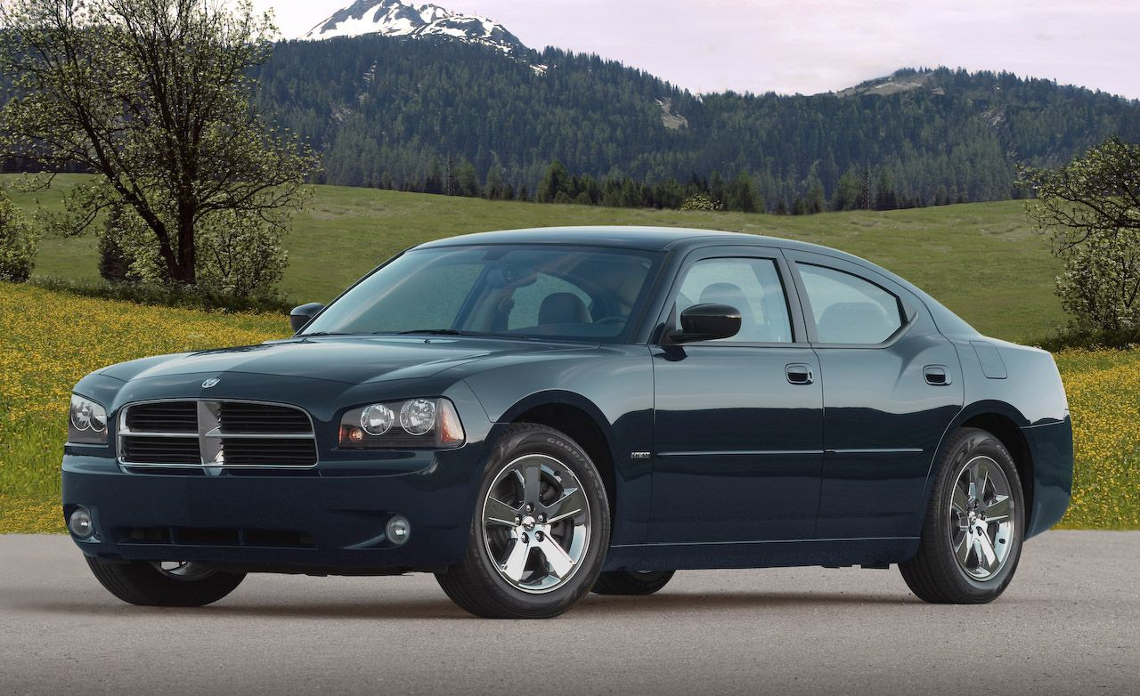 2009 Dodge Charger Charger Srt8